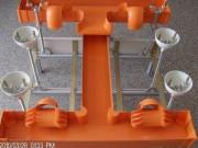铝合金光纤槽道