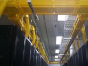 网格betway88必威和光纤槽道的使用
